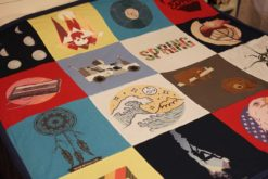 The Perfect T-Shirt Quilt